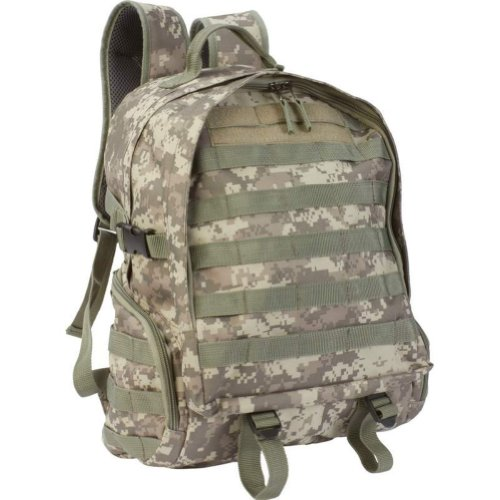 17 in Digital Camo Backpack - Style LUBPADCM by Gift Warehouse