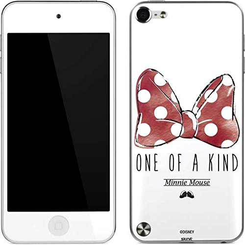Minnie Mouse iPod Touch (5th Gen&2012) Skin - Minnie Mouse One Of A Kind Vinyl Decal Skin For Your iPod Touch (5th - Ipod For 5 Minnie Mouse Case
