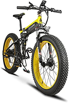 Extrbici Cruiser Bicicleta Eléctrica Plegable XF690 500w 48v 10A ...
