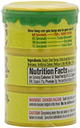 TOXIC WASTE Hazardously Sour Candy, 1.7-Ounce Plastic Drums (Pack of 12)
