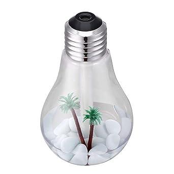 Lampe Colorée Type De Humidificateur Ampoule Nuit Led Domestique Ybf6vy7g