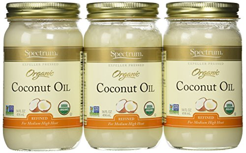 Spectrum Naturals Refined Coconut Pack