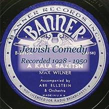 Jewish Comedy 1928-50