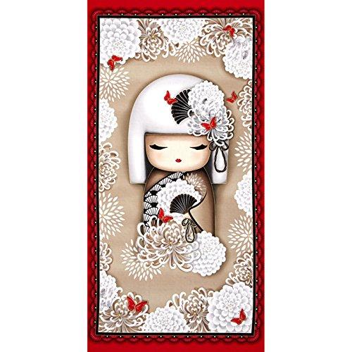 Yoriko Dependable Panel Beige Fabric