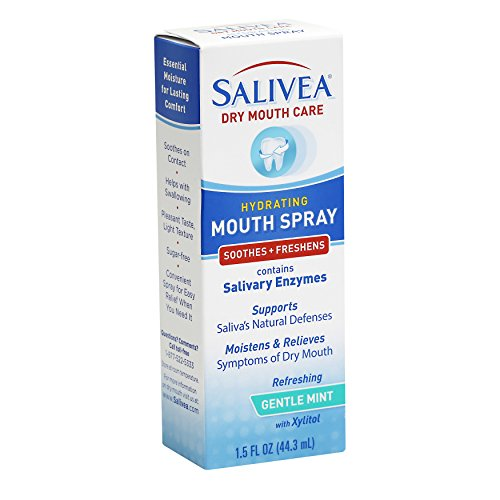 Expert choice for mouth care for saliva
