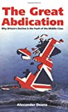 Great Abdication, Alexander Deane, 0907845975