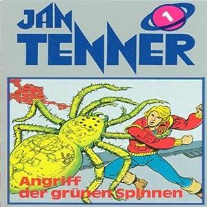 Angriff der grünen Spinnen (Jan Tenner Classics 1) Hörspiel