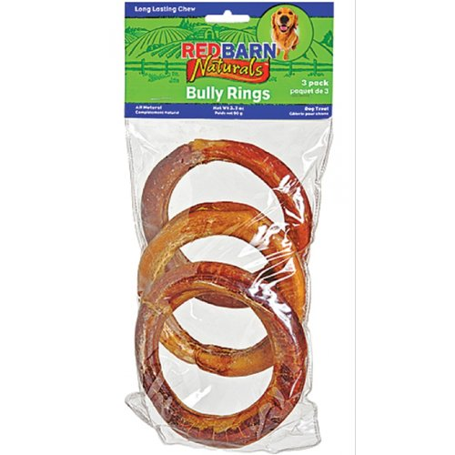 REDBARN PET PRODUCTS INC 251003 Bully Rings, My Pet Supplies