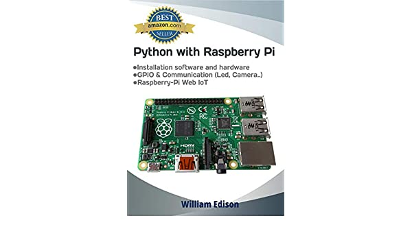 Python With Raspberry Pi: Getting started with Python
