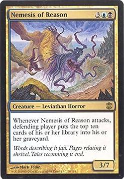 Magic: the Gathering - Nemesis of Reason - Alara Reborn by Magic: the Gathering: Amazon.es: Juguetes y juegos