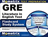 GRE Literature in English Test Flashcard Study System: GRE Subject Exam Practice Questions & Review for the Graduate Record Examination (Cards)