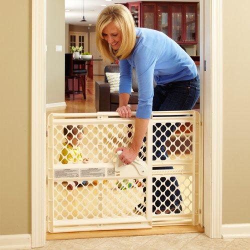 North States Industries North States Supergate Ergo Safety Gate