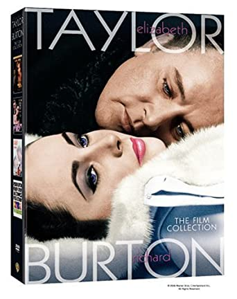 Elizabeth Taylor & Richard Burton Film Collection Reino Unido DVD: Amazon.es: Cine y Series TV