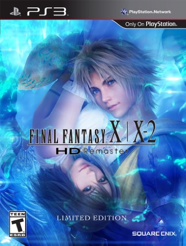 Final Fantasy X|X-2 HD Remaster Special Edition - Playstation 3