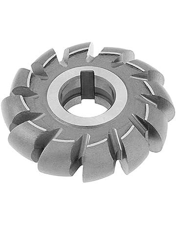 """Shank Type 3//8 x 1-1//2 x 3//4/"""" HSS Concave Cutter"""