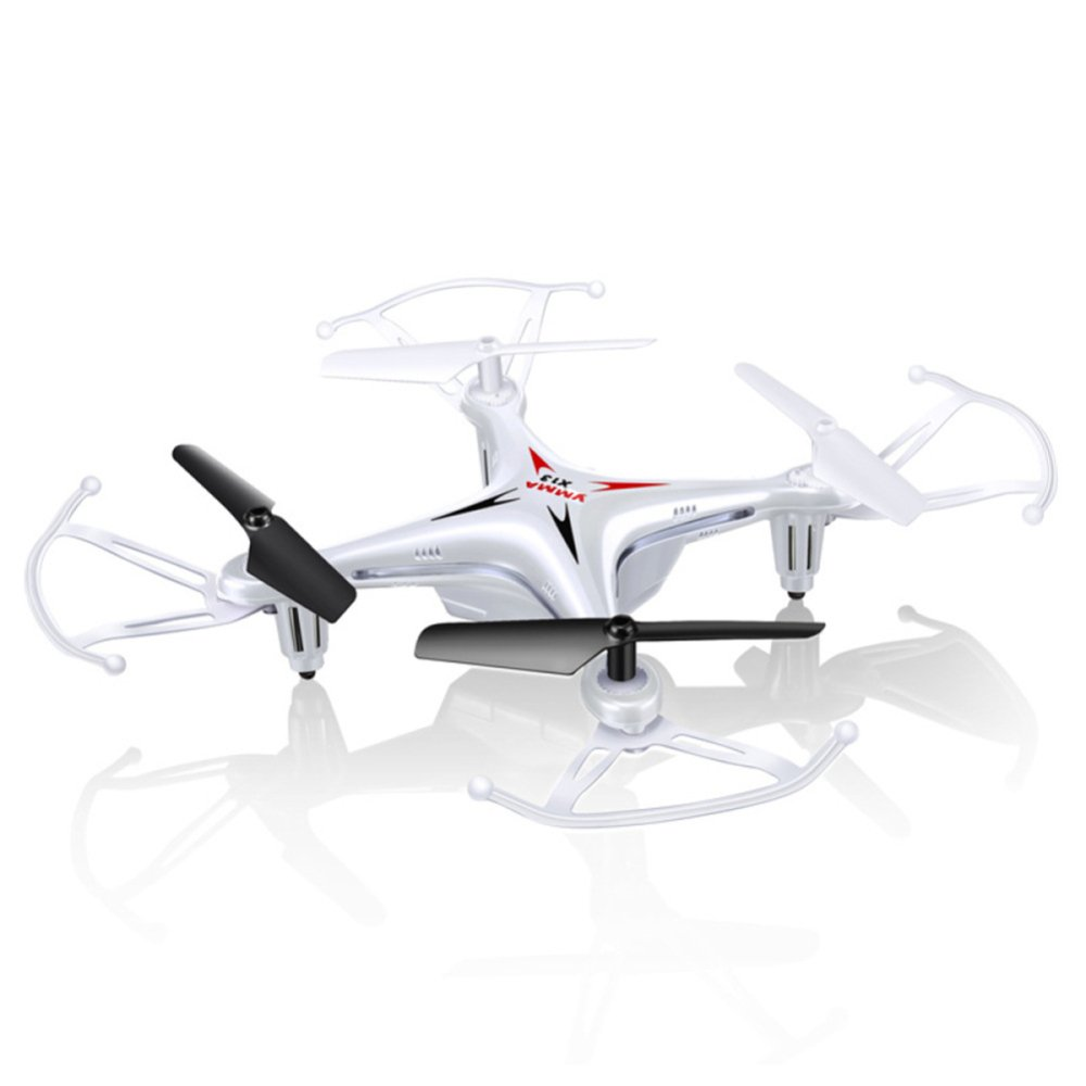 White KYOKIM Remotecontrolled UAV Aircraft Flight Distance 100 Meters Flight Time more Than 6 Minutes Drone,Red
