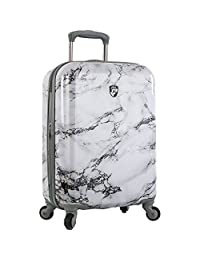 Heys Bianco 21 Stone Print CarryOn Luggage - 10 Years Warranty