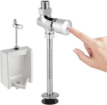 Restroom Fixtures Urinals Toilet Urinal Flush Valve Button Type ...