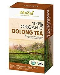 Imozai Organic Oolong Tea Bags 100 Count...