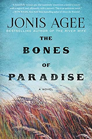 book cover of The Bones of Paradise