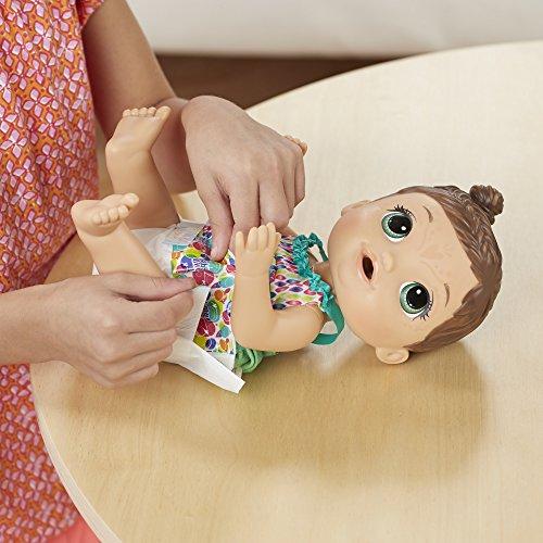 Baby-Alive-Face-Paint-Fairy-Brunette