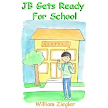 JB Gets Ready For School - Children's Morning Routine