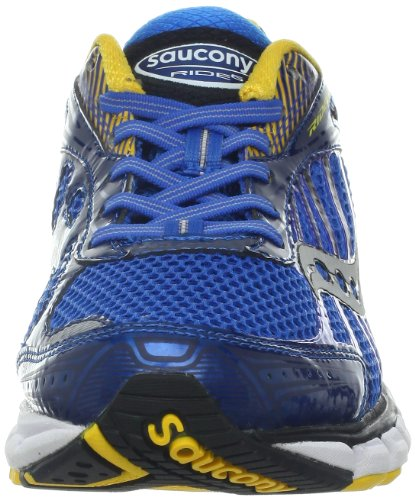 Saucony Herren Running Powergrid Ride 6 Blu / Giallo / Nero