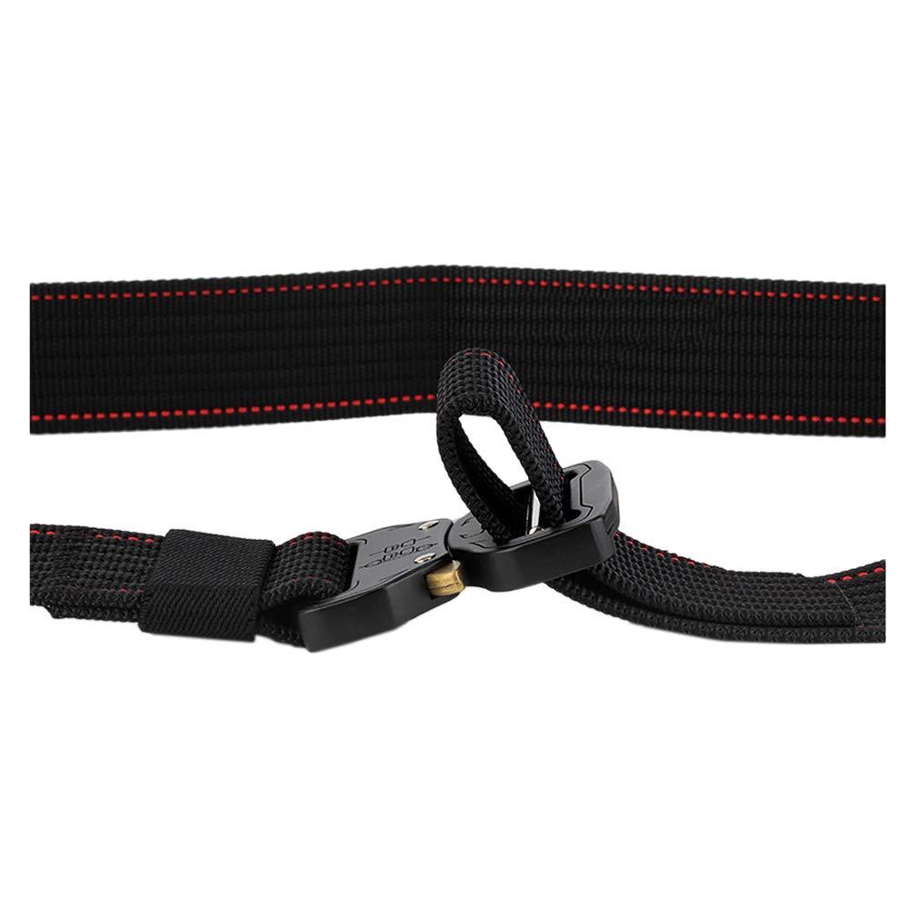 Nylon Webbing Tactical Belts 1.5 Breathable Durable Army Duty Belt Meijunter Mens Military Web Belt