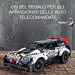 LEGO-Technic-R-Car-Auto-da-Rally-Top-Gear-Telecomandata-tramite-lApp-CONTROL-Alimentata-da-Smart-Hub-con-Motore-XL-e-L-Modello-Azionato-tramite-un-Dispositivo-Intelligente-con-3-Schermi-42109