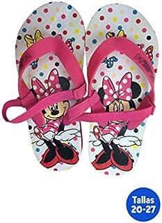 Chaussures Plage Enfant Minnie avec gomme–Taille E2–Taille E2 IDEALCASA KIDS