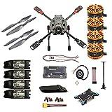 DIY 2.4 GHz 4-Axis Carbon Fiber Quadcopter 630mm Frame APM2.8 Drone Quadcopter (NO TX NO Battery NO Charger)
