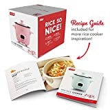 Dash DRCM200GBPK04 Mini Rice Cooker Steamer with