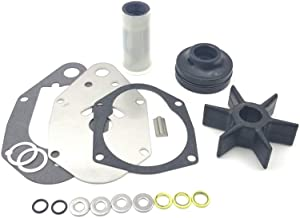 WINGOGO Water pump Impeller repair kit 812966A12 Replaces Various Mercury Mariner Force Outboards 40 50 60 70 75 HP 2/4 Stroke without Housing 46-812966A11