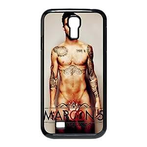 DIY Printed Maroon 5 hard plastic case skin cover For Samsung Galaxy S4 I9500 SNQ202735