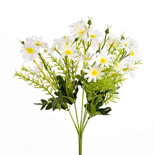 Daisy Flowers for Home Accessories Decoration Fake Artificial Flowers Wedding Home Decoration Bouquet - Bourke Quilt