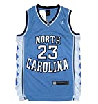 JonSnow Men's Jerseys No.23 Basketball Jersey Stitched Jerseys Blue S-XXL