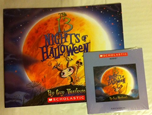 The 13 Nights of Halloween Book and CD ()