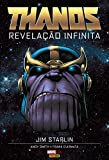capa de Thanos: Revelação Infinita - Volume 1