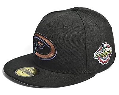 New Era Arizona Diamondbacks World Series 2001 Fitted Hat
