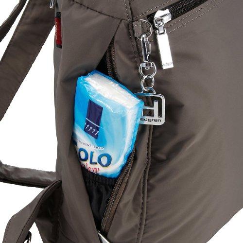 Hedgren VOGUE, Borsa a zainetto donna blu Blue hand luggage small handbag