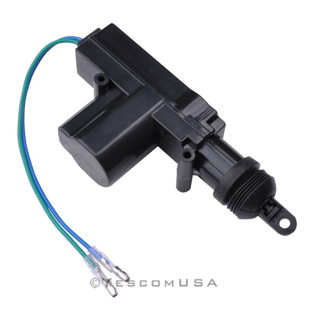 Yescom 4 Door Power Central Lock Kit W 2 Keyless Entry 95 Gmc Wiring Diagram Car Remote Control Conversion Automotive