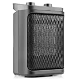 OPOLAR 800/1500 Watts Space Heater, Portable Electric Indoor Office Bedroom Small Room Ceramic