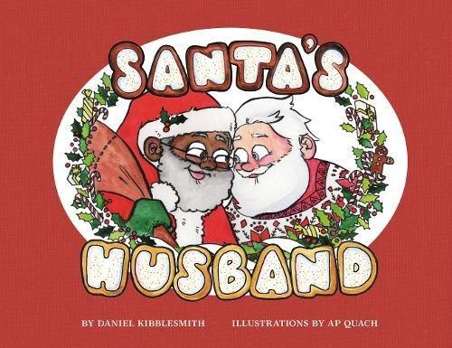 Santa's Husband cover