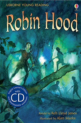 Robin Hood [Book with CD] (Young Reading Series 2) pdf
