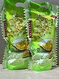 KC Commerce MUSANG KING Durian Bites 6 pcs/ bag Pack of 2