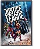 Justice League DVD 2018 Single Disc Edition