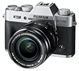 Cheap Fujifilm X-T20 Mirrorless Digital Camera w/XF18-55mmF2.8-4.0 R LM OIS Lens – Silver (Certified Refurbished)