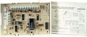 Honeywell Ademco 4208U Universal Eight Zone Remote Point Module