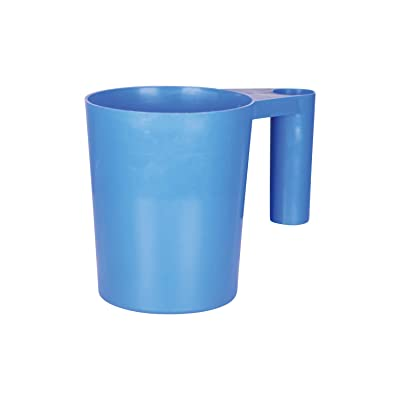 Blue Devil D.E. Scoop with Handle, Perfect for Swimming Pools : Swimming Pool Chemicals And Supplies : Garden & Outdoor