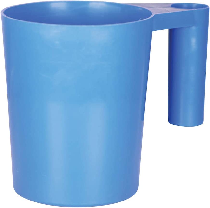 Blue Devil D.E. Scoop with Handle, Perfect for Swimming Pools